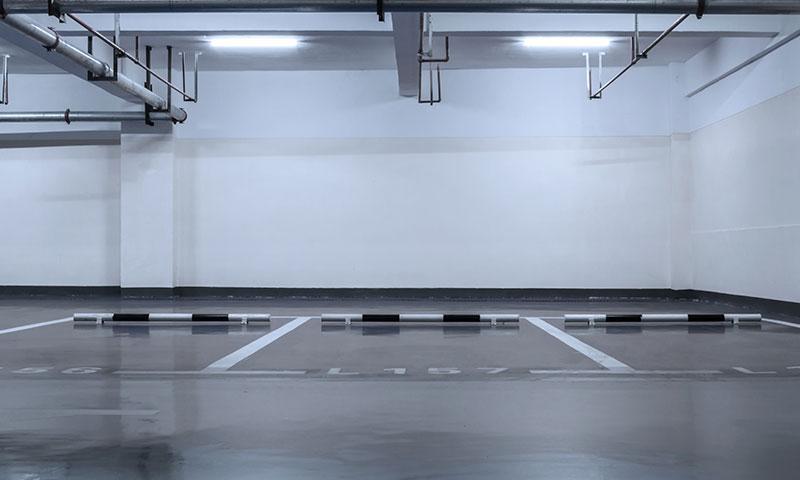 Tasación locales y garajes